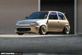 nissan march nissan march k11 tuning