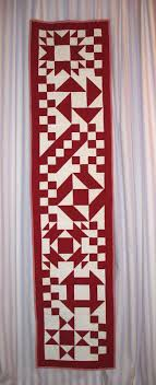 red and white table runner fsf red white table runner quilt table runners tablerunners and