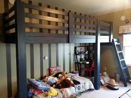 Wall Bunk Bed Bedroom Makeovers Custom Bunk Loft Beds Page 2