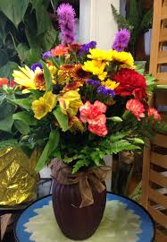 birthday balloons delivery fall vased bouquet in mascoutah il flowers balloons etc