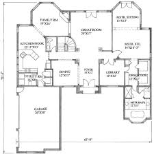 Ranch Style House Floor Plans by 51 6 000 Sqft Floor Plans For Ranch Homes Ranch Style House Plan