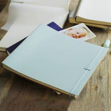 Large Leather Photo Albums Extra Large Leather Baby Boy Photo Album By Undercover
