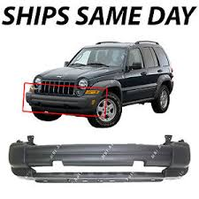 jeep liberty front bumper new raw textured front bumper cover for 2005 2007 jeep liberty suv