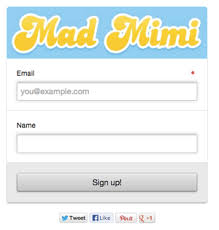 email sign up forms everything you need to