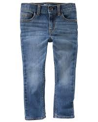 baby boy jeans skinny straight u0026 classic blue jeans oshkosh