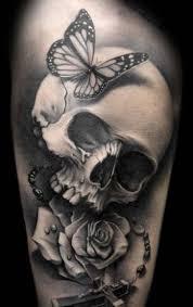 badass skull tattoos tattoo com