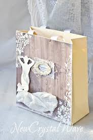 Wedding Gift Bags Wedding Favor Bags Decorated Paper Gift Bags Quilled Bags Paper