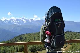 Kid Comfort Iii Travelling With Your Child On The Back Lovetravellingfamily