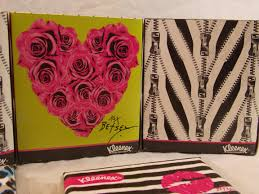 betsey johnson u0026 kleenex join forces hello betty