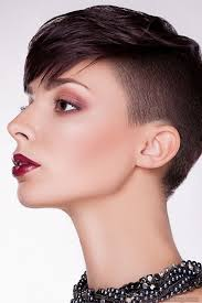 short hairstyles for winter long pixie cut