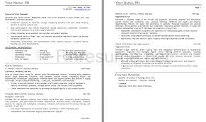 Sample Of Registered Nurse Resume by Check Our Professional Rn Resume Sample Rn Resume