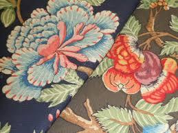 floral tree of life home decor designer fabrics