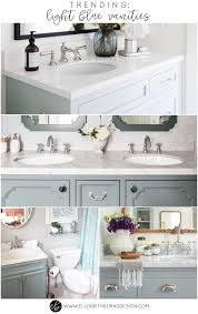 trending light blue vanities u2014 elizabeth burns design raleigh nc