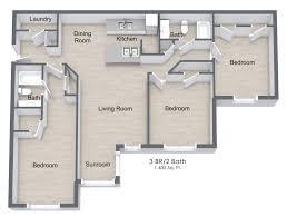 3 bed 2 bath apartment in douglasville ga mill creek place