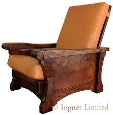 robert mouseman thompson early adzed oak reading chair ingnet