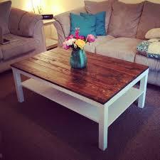 ikea farmhouse table hack lack ikea coffee table coffee drinker