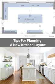 kitchen plans ideas best 25 kitchen layouts ideas on kitchen layout