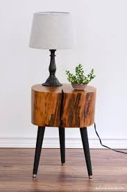 Best Eye Catching  Unique Wood Furniture Images On Pinterest - Tree furniture