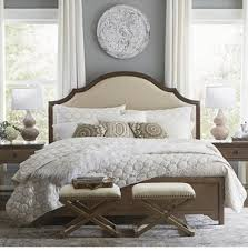 Upholstered Bedroom Furniture by Bassett Bedroom Furniture Bassett Furniture Collection