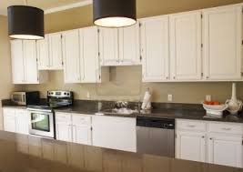 Mirror Tile Backsplash Kitchen granite countertop grey lacquer kitchen cabinets slate subway