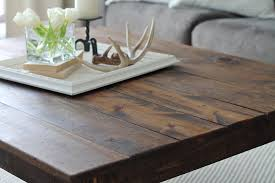 how to make a rustic table interior good looking how to make a rustic coffee table 23