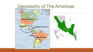 Mesoamerica Map Mesoamerica Notes What Does Mesoamerica Mean Meso U003d Middle