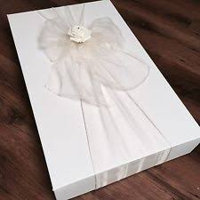 wedding dress storage wedding dress storage box ebay