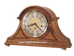 Forestville Mantel Clock Howard Miller Mantel Clock 630 142 Randolph