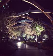 night walks in this little open air roof garden skygarden nights