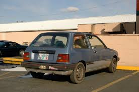 old parked cars 1986 jeep cc outtake 1986 plymouth reliant u2013 i thought for a moment i u0027d