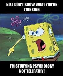 Psychology Memes - humorous psychology memes and cartoons docsity