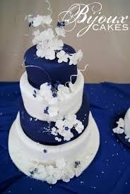 wedding cake royal blue wedding cake royal blue flowers melitafiore