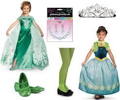 Halloween Costume Elsa Frozen Cure Frozen Fever Princess Dress Halloween Costume