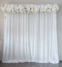wedding backdrop rentals backdrop rentals for wedding party events in jacksonville