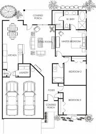 Sloping House Plans Apartments House With Attached Apartment Small House Plans With