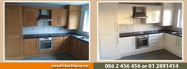 how much does it cost to respray kitchen cabinets a guide to respraying your old kitchen