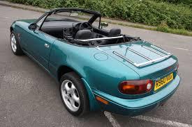 mazda roadster 1998 1998 mazda mx5 mk1 na berkeley sparkle green 1 8 1 of