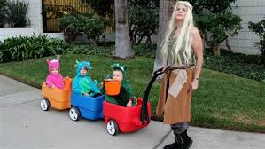 Game Thrones Halloween Costume Ideas Double Fun Multiples Dressed
