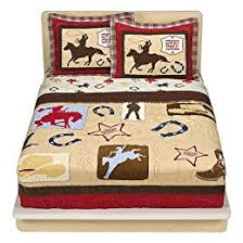 Cowboy Bed Sets Western Cowboy Bedding Boys