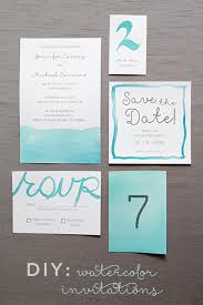 diy invitations learn exactly how to diy watercolor wedding invitations