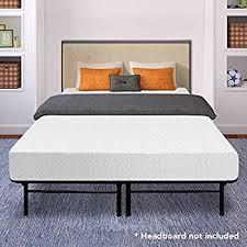 amazon com best price mattress 10 inch memory foam mattress and