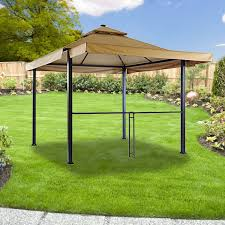 Bbq Grill Gazebo Home Depot by Home Depot Canada Gazebo Replacement Canopy Cover Garden Winds