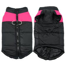waterproof cycling clothing 10 size waterproof winter warm pet dog clothes jacket vest coat