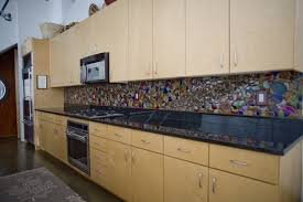 rock kitchen backsplash kitchen backsplash sheryl tuorila tile river rock kitchen