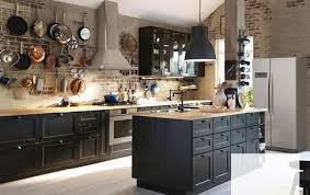 Pictures Of Black Kitchen Cabinets Black Kitchen Cabinets