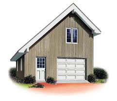garage plan 65238 saltbox plan 1 car garage home diy ideas
