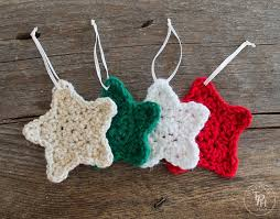 ornament free crochet pattern