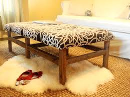 Diy Ottoman Coffee Table Let S Build It Kara S Amazing Diy Ottoman House