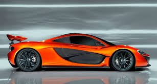 orange mclaren rear mclaren p1 leaked photo gallery reveals massive rear wing photos