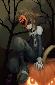 kingdom hearts halloween town background sora halloween town video games pinterest